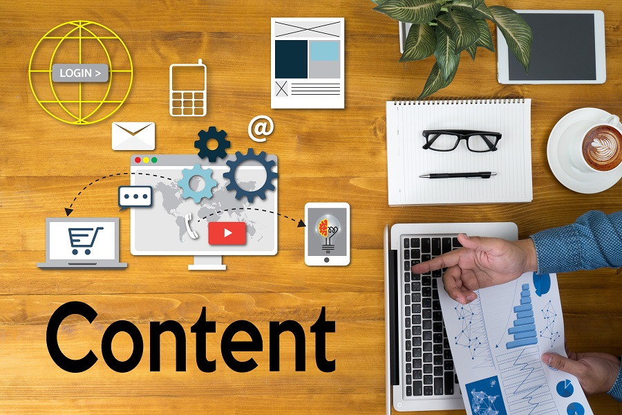 Content is a Lead Magnet