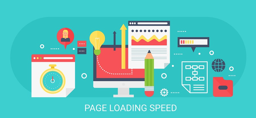 Page load speed optimization
