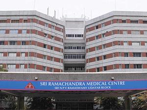 Sri Ramachandra Medical Hospital (SRMC)
