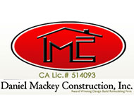 Daniel Mackey Construction, Inc.